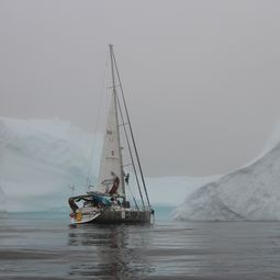 ToptoTop; Dario Schwörer; north west passage; climate initiative