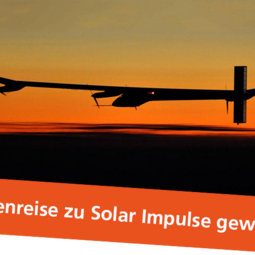 Solar Impulse; win a trip to Monaco