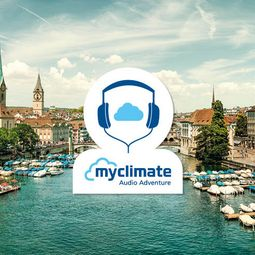 Audio Adventure, Zurich events, Zurich city tour, climate protection in Zurich, Danone