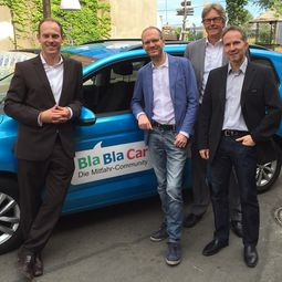 co2-neutral; ride share; sustainable mobility; BlaBlaCar