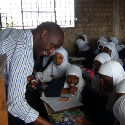 climate education; education in Uganda; Mugisha Moses