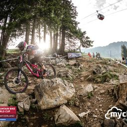 mountainbiking; Lenzerheide, sustainability